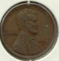 USA 1919 S 1 CENT AMERICAN LINCOLN WHEAT CENT PENNY 1C EXACT COIN //