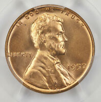 1957 PCGS MINT STATE 67 RD WHEAT CENT 1 CENT 1C SHIPS FREE
