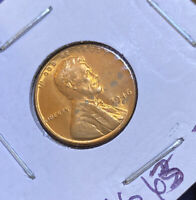 1946-D LINCOLN WHEAT 1C  RED GEM BU GREAT VALUE  B43