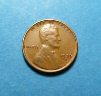 1936-D LINCOLN WHEAT CENT  HIGH GRADE GIFT FOR MEN OR WOMEN  COMB SHIP LOT 820