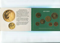 1985 UNCIRCULATED AUSTRALIAN MINT SET.