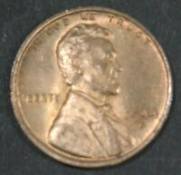 1944-S LINCOLN CENT PENNY BU HINT OF TONING