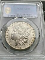 1897-O MORGAN $1 PCGS AU55 ORIGINAL AND , EASILY BEST PRICE ON EBAY CHN