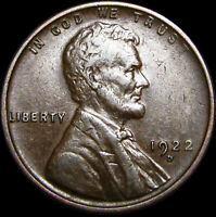 1922-D LINCOLN CENT WHEAT CENT ----  ---- B507