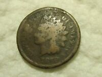 1870  INDIAN  CENT
