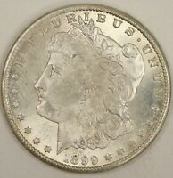 1899-O MORGAN DOLLAR. RPD/DDR.   CHOICE UNCIRCULATED. RAW2690/UQ