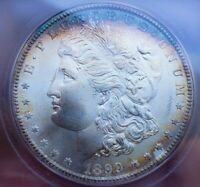 1899 O MINT STATE 66 PLUS  MORGAN SILVER DOLLAR   FLAWLESS SO PQ /   2101