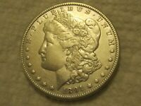 1891P  MORGAN  DOLLAR