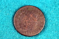 ESTATE FIND 1813 CLASSIC HEAD LARGE CENT   G1107