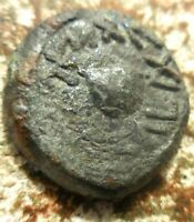 JEWISH WAR YR 4 69/70 AD EIGHTH SHEKEL JERUSALEM LAST YEAR OF SECOND TEMPLE
