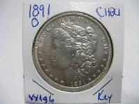 DATE 1889 S MORGAN DOLLAR   PQ CH BU ESTATE COIN X146