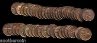 1935      UNC   ROLL     LINCOLN WHEAT CENTS 352-211