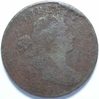 1804 LARGE CENT DRAPED BUST