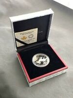 2015 $15 FINE SILVER COIN YEAR OF THE SHEEP ROYAL CANDIAN MINT