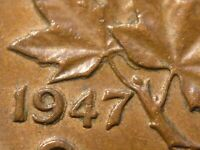 1947 CENT ZOELL H70Q MORTAR SET ENTIRE REVERSE NICER CONDITION