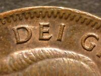 1951 CENT DOUBLED DIE OBVERSE  DDO TYPE 2  DECENT CONDITION WITH LUSTRE