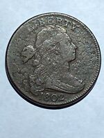 1802 LARGELY CENT -WITH  DETAILS