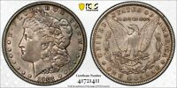 1901 MORGAN SILVER DOLLAR PCGS GENUINE HARSHLY CLEANED-EXTRA FINE  DETAIL