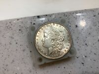 1890-S MORGAN SILVER DOLLAR GRAND PAS COLLECTION BETTER DATE, DONT MISS