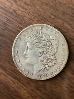 1879-S  MORGAN SILVER DOLLAR - GORGEOUS COIN - HIGH GRADE - 90 SILVER