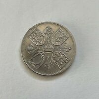 1960 5 SHILLINGS CROWN COIN BRITISH EXHIBITION IN NEW YORK