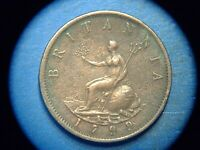 GREAT BRITAIN 1/2 PENNY KM 647 1799   A087   I COMBINE SHIPP
