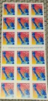 USPS SC2599A STATUE OF LIBERTY  18 29 CENT STAMP BOOKLET  1994   SA MINT