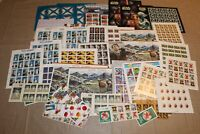 $722.82 FACE VALUE IN MINT 39 AND 41 CENT STAMPS