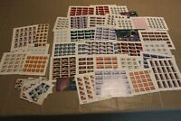 $742.58 FACE VALUE IN MINT 26 TO 90 CENT STAMPS