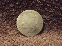 1893 S MORGAN SILVER DOLLAR-KEY DATE-KING OF THE MORGAN COLLECTION.