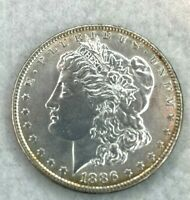 1886 SILVER DOLLAR - & FREE 3 SILVER COINS & 1935 SILVER CERTIFICATE FREE SHIP