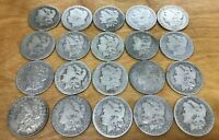 MIXED PRE '21 MORGAN SILVER DOLLARS 20 COIN ROLL ALL HAVE PR