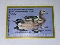 US STAMPS SCOTT  RW 51 MNH FEDERAL DUCK STAMP