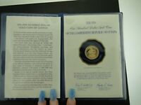 1976 ONE HUNDRED DOLLAR PROOF GOLD COIN OF GUYANA