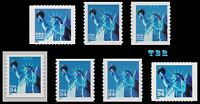 34C STATUE OF LIBERTY 3451 3452 3452 3466 3476 3477 3485 SET OF 7 MNH   BUY NOW