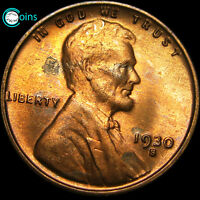 1930-S LINCOLN CENT WHEAT CENT  ----  STUNNING  ----  C937