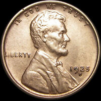 1925-D LINCOLN CENT WHEAT CENT BU DETAILS ----- MAKE AN OFFER  ----- K058