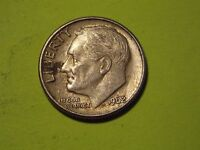 1962 D  US ROOSEVELT DIME   90 SILVER   BUSINESS CIRCULATED          MM69