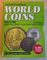 2014 KRAUSE STANDARD CATALOG OF WORLD COINS 1601 1700 6TH EDITION 25 OFF
