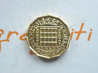1970 ROYAL MINT PROOF THREE PENCE   LAST YEAR OF ISSUE COIN HUNT