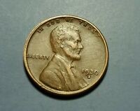 1930 S LINCOLN WHEAT CENT W20543