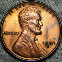 1930-S LINCOLN CENT WHEAT CENT ---- STUNNING  ---- B711