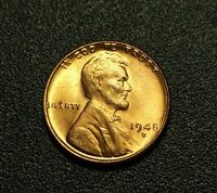 1948 D LINCOLN WHEAT PENNY UNCIRCULATED  W16100