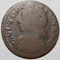 US. COLONIAL AMERICA. CONNECTICUT. COPPER PENNY. 1787.