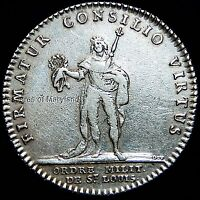 LUD XVI 1774 1792 FRENCH SILVER