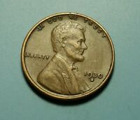 1930 S  LINCOLN WHEAT CENT   W22362