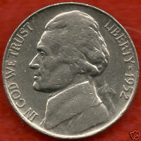 1952 S  JEFFERSON   NICKEL      NICE COIN     VERY LOW MINTAGE