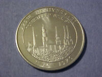 1970 FREDERICK MARYLAND 225TH ANNIVERSARY  THE CLUSTERED SPIRES    SILVER COLOR