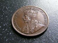 CANADA 1912   LARGE CENT COIN.