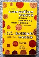 1963 CANADIAN COINS PAPER CURRENCY & TOKENS PRICE GUIDE 1700 1963 MEAU6